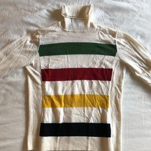 Pendleton Wool turtleneck sweater